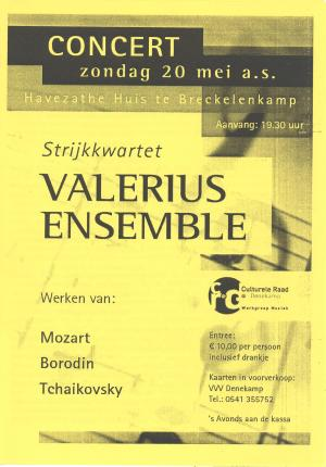 Valerius Ensemble