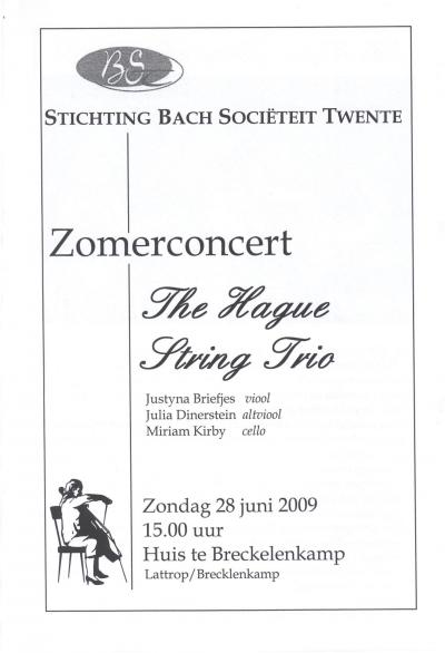 The Hague String Trio