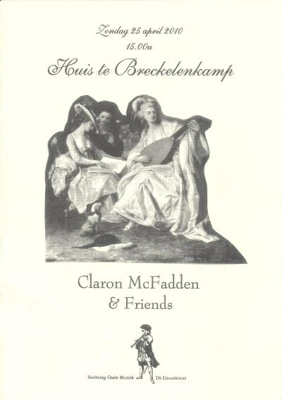 Claron McFadden & Friends